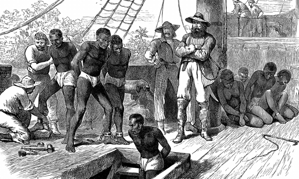 crash course world history atlantic slave The atlantic world chapter 20 describe the foundations of the atlantic slave trade and its evolution in the americas crash course world history.