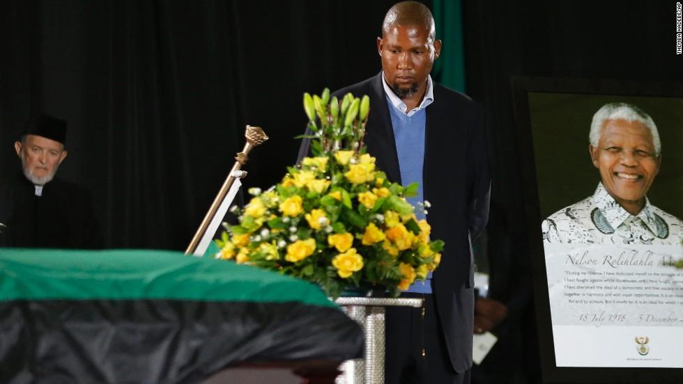 Nelson Mandela funeral: 'Millions misspent' | Str8talk Magazine