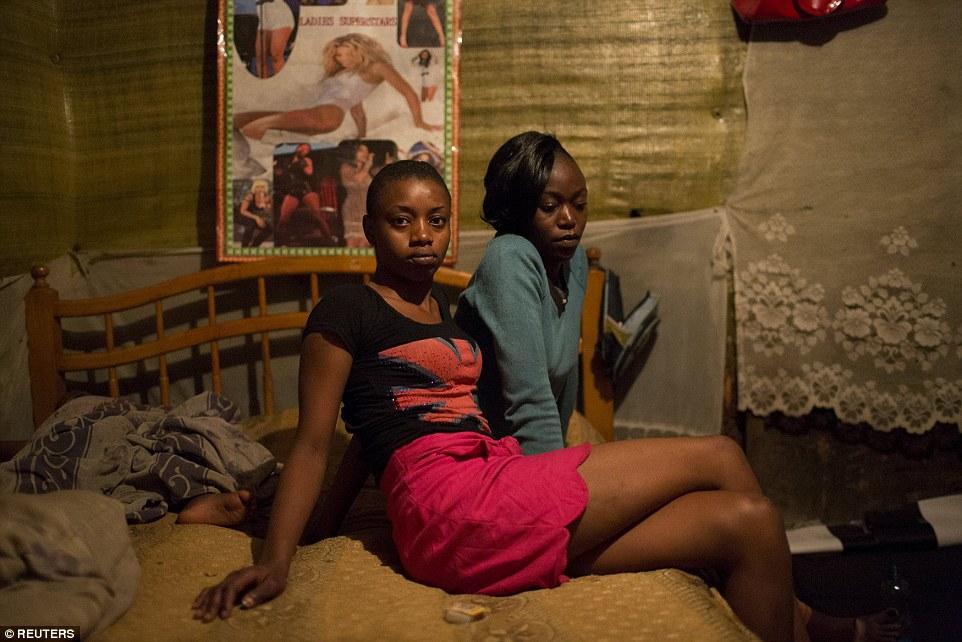 Sex guide Cabinda