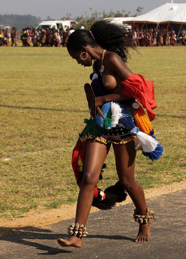 Swazi woman